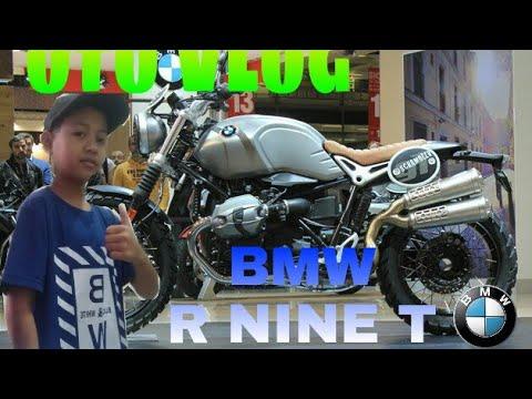 MOTOR BMW R NINE T | OTO VLOG