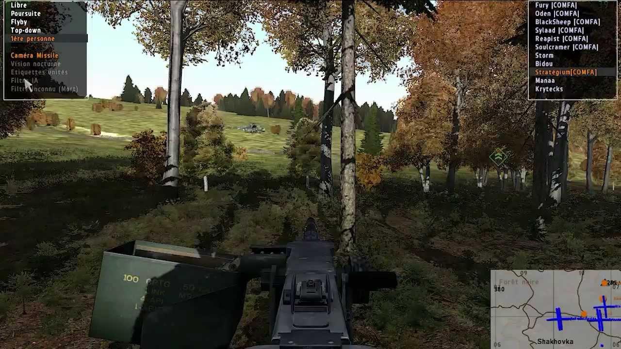 ARMA 2 - US Guerilla