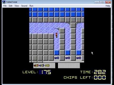 Let's Play Chip's Challenge 2 - Part 23 - Trouble with a Capital T