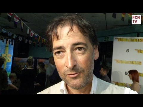 Funny Football Impressions Alistair McGowan Interview