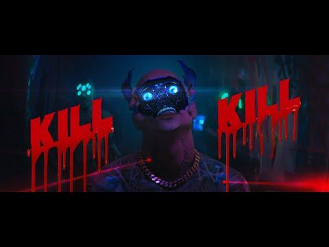 Смотреть клип Olexesh X Hellyes Ft. Lx / Wer Hat Stoff - Kill Kill