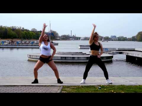 KSTYLIS - Strippin The Walk - NEW TWERK DANCE