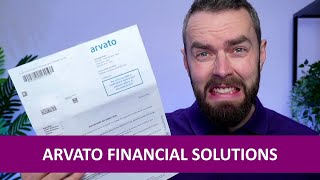 Arvato Financial Solutions debt letter? Here's what to do!