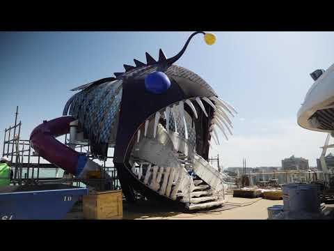 Reinvigorated Oasis of the Seas to debut in Miami