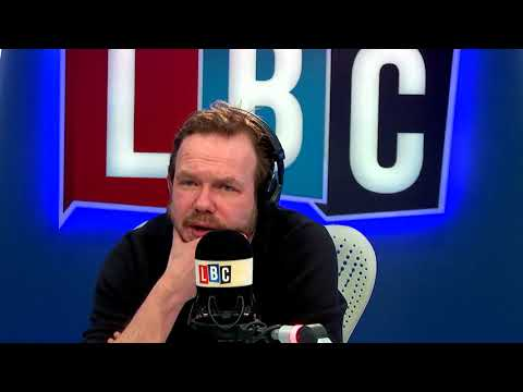 James O'Brien LBC Interviews 50 Mums Creator Jamie McCallum
