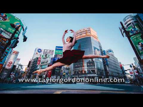 Taylor Gordon Dance Show Reel 2018 - www.taylorgordononline.com