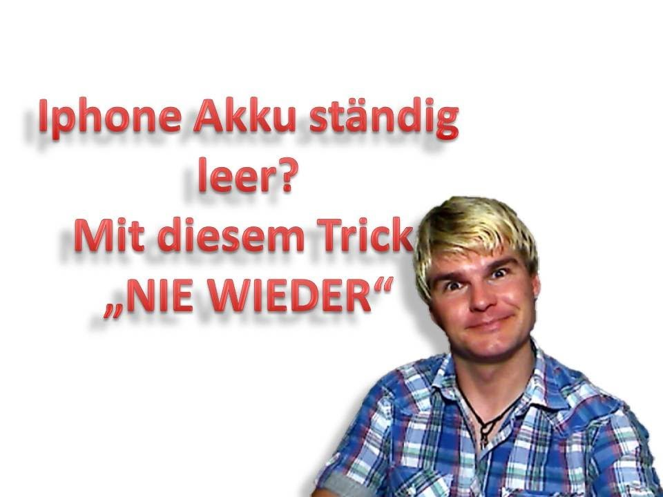 Akku S3 Schnell Leer