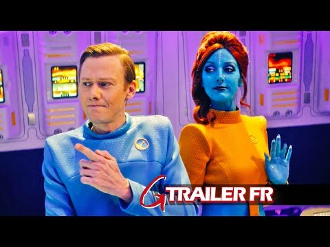 Download Youtube: Black Mirror - U.S.S. Callister Bande Annonce VOSTFR (Série Netflix - 2017)