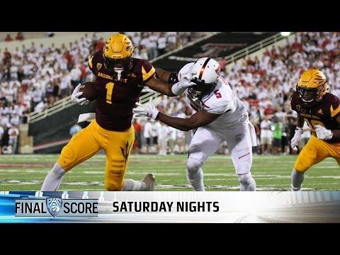 Highlights: Arizona State football's rally falls short to Texas Tech