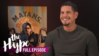 "The Hype: ""Mayans M.C."" J.D. Pardo & Courtney Act Hosts Groundbreaking Dating Show 