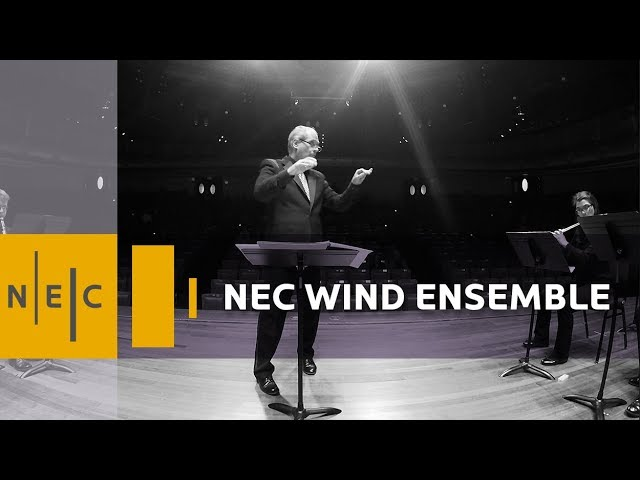 "NEC Wind Ensemble: ""Tetris"" by Lior Navok"
