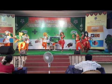 NSM Public School (Group Folk Dance)-Juniors