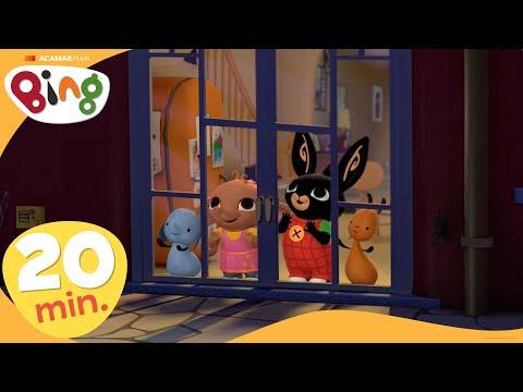 Bing compilazione | Fine dell'episodio | Video per bambini | Il coniglietto Bing