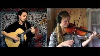 Phoebe Rees & Ben Robertson - The Ship in Full Sail, The Pattern Day, The Ashplant
