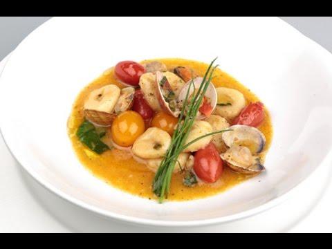 Le ricette di Bruno Barbieri: Gnocchi di patate in