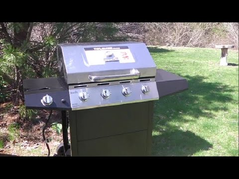 char broil big easy smoker instructions manual