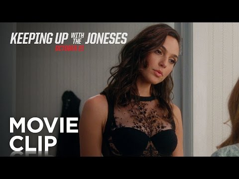 "Thumbnail: Keeping Up With the Joneses | ""Hello Karen"" Clip [HD] 