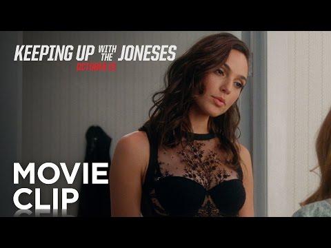 "Keeping Up With the Joneses | ""Hello Karen"" Clip [HD] | 20th Century FOX"