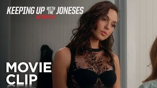 "Keeping Up With the Joneses | ""Hello Karen"" Clip [HD] 