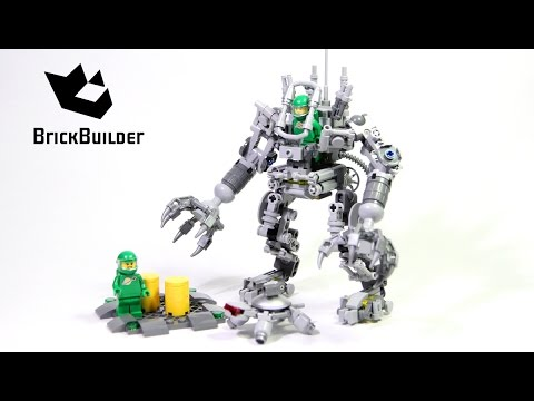 Lego Ideas 21109 Exo Suit - Lego Speed Build