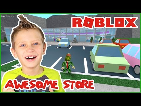 His Store is Awesome!!! / Retail Tycoon