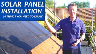 10 Things You Need to Know Before Getting a Solar PV System Installed at your Home