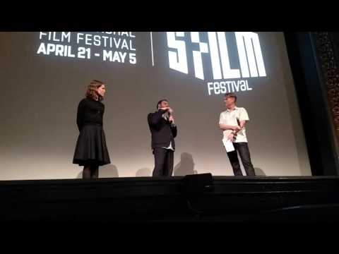 Q&A for The Lobster (SFIFF 2016)