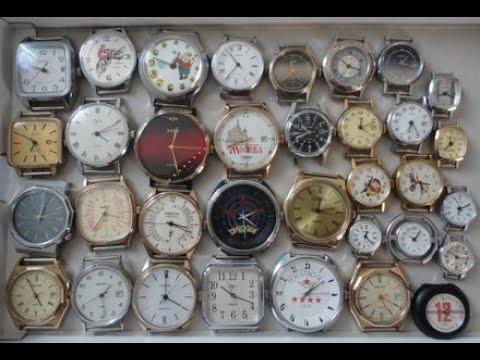 Можно советские часы продать где ck стоимость часы