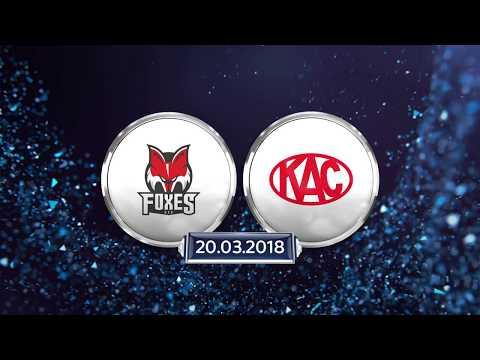 Erste Bank Eishockey Liga, 6. Viertelfinale: HCB Südtirol Alperia – EC KAC 2:0