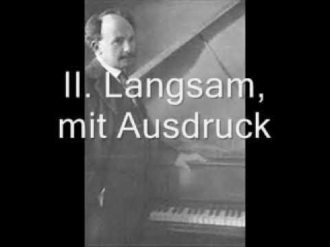 Eugen d'Albert: String Quartet No. 1 in A minor, Op. 7