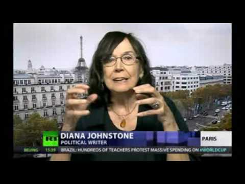 France reveals why the West is such a mess. Diana Johnstone tells it like it is on CR Radio Sinoland