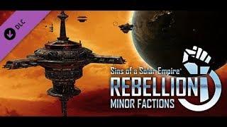 New DLC?!? | Sins Of A Solar Empire Rebellion | w/ CoreyLoses
