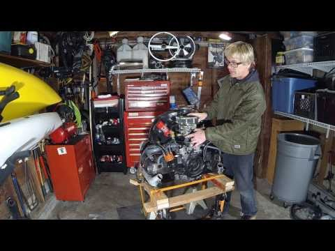 Vintage VW Bus Engine Modifications Pt. 1 Teardown - DIY German Aircooled Garage #9 - 1