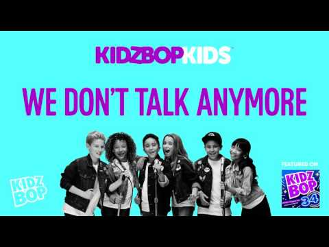 KIDZ BOP Kids - We Don't Talk Anymore...