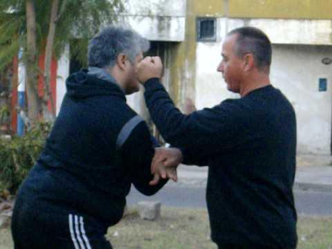 Wing Chun Jip Sao 詠春拳 (咏春接手) 1