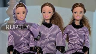 Move over Barbie, Jenna is on her way - UAE resident launches a Quran reciting doll