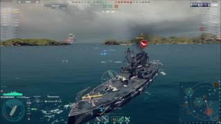 World of Warships Мехико
