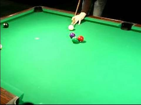9 Ball Pool Game : Safety Shots in 9 Ball