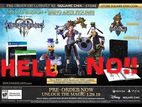 kh3 deluxe edition best buy