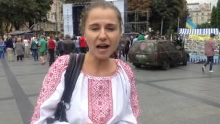 Львів'яни святкують День народження патрульної поліції Львова(, 2016-08-23T12:06:56.000Z)