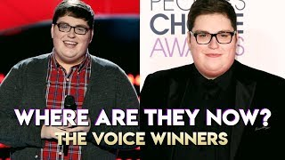 the voice winners after