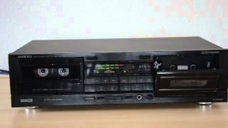 ONKYO TA-RW400 STEREO DOUBLE CASSETTE DECK