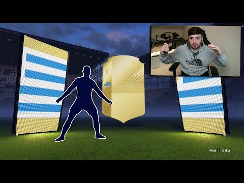 FIFA 18 | EPIC WALKOUT PLAYER IN A PACK 🔥 PACK OPENING WITH TWO PLAYER PACKS 🐧