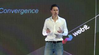 Webit.Festival Europe 2017 presents Christoph Auer-Welsbach