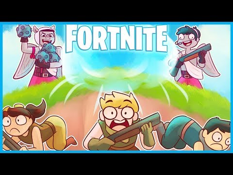 The *NEW* IMPULSE GRENADE is AMAZING in Fortnite: Battle Royale! (Fortnite Funny Moments)
