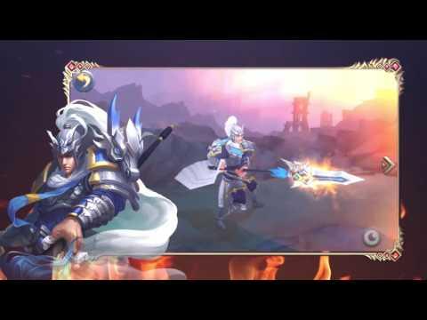 Dynasty Saga 3D - Trailer