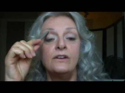 Makeup Application for the 45+ Group - July 2013