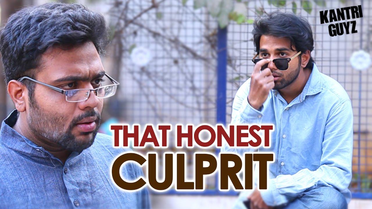 That Honest Culprit    Hyderabadi   Kantri Guyz