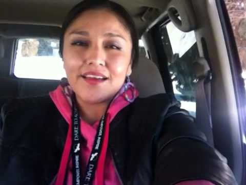 Stephanie Brave Rock Round Dance Song( Touch the Sky)