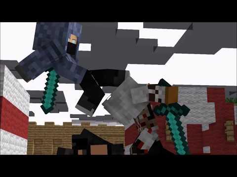 Clan Wars (Minecraft Animation) Part 1